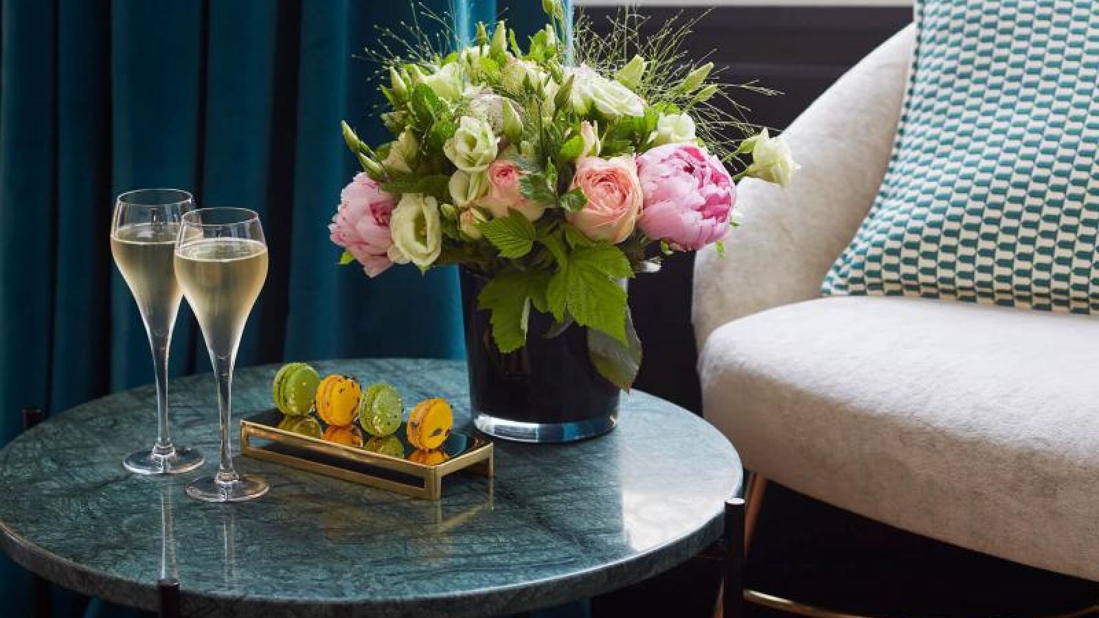 Une semaine d'amour au Roch Hotel & Spa