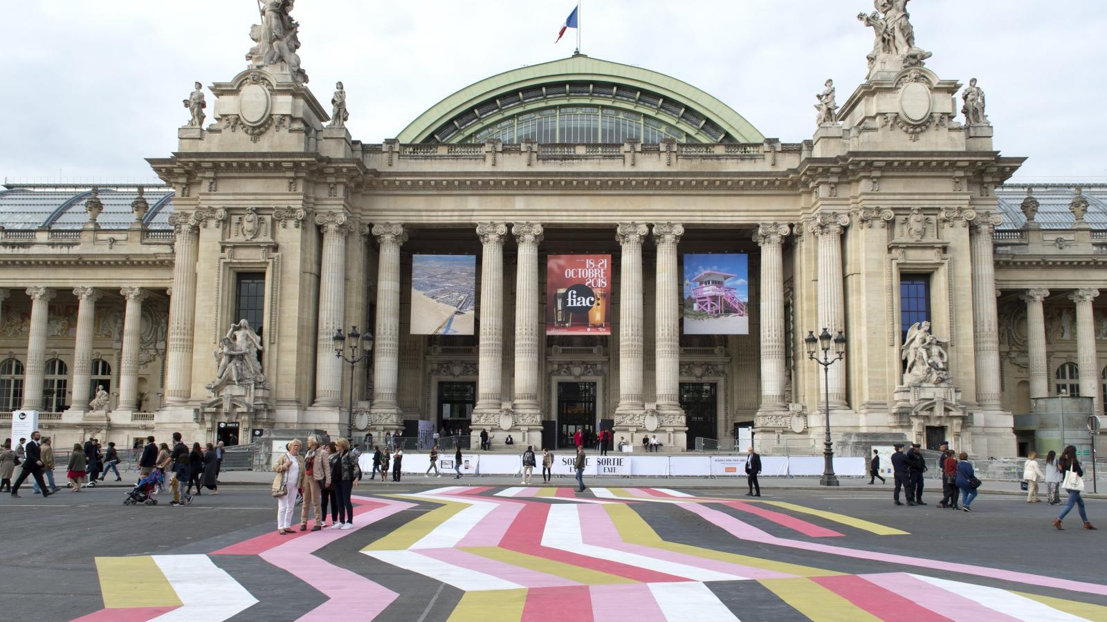 FIAC Paris; focussing on trends in contemporary art