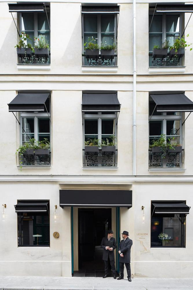 Le Roch Hotel & Spa - Façade de l'Hôtel