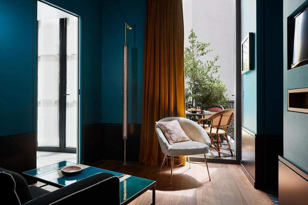 Le Roch Hotel & Spa - Suite bien-être terrasse 4