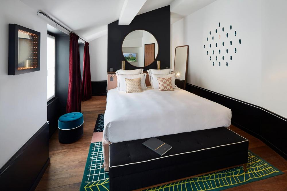 Le Roch Hotel & Spa - Chambre Deluxe