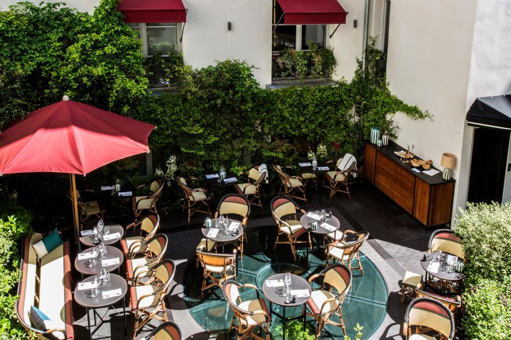 Le Roch Hotel & Spa - Terrasse 4