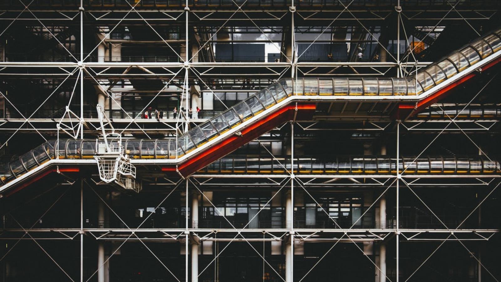 Une exposition exceptionnelle au centre Pompidou : Vasarely