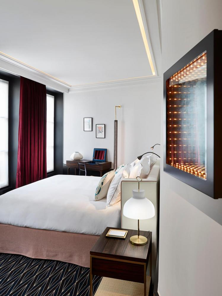 Le Roch Hotel & Spa Paris - Gallery - Cosy Room