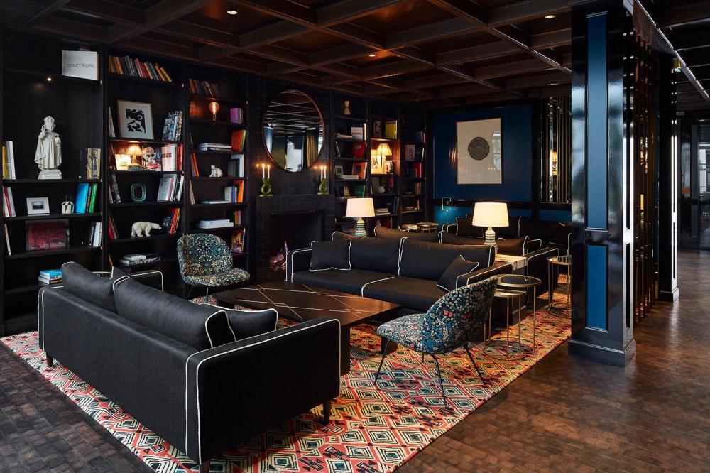 Le Roch Hotel & Spa - Lobby