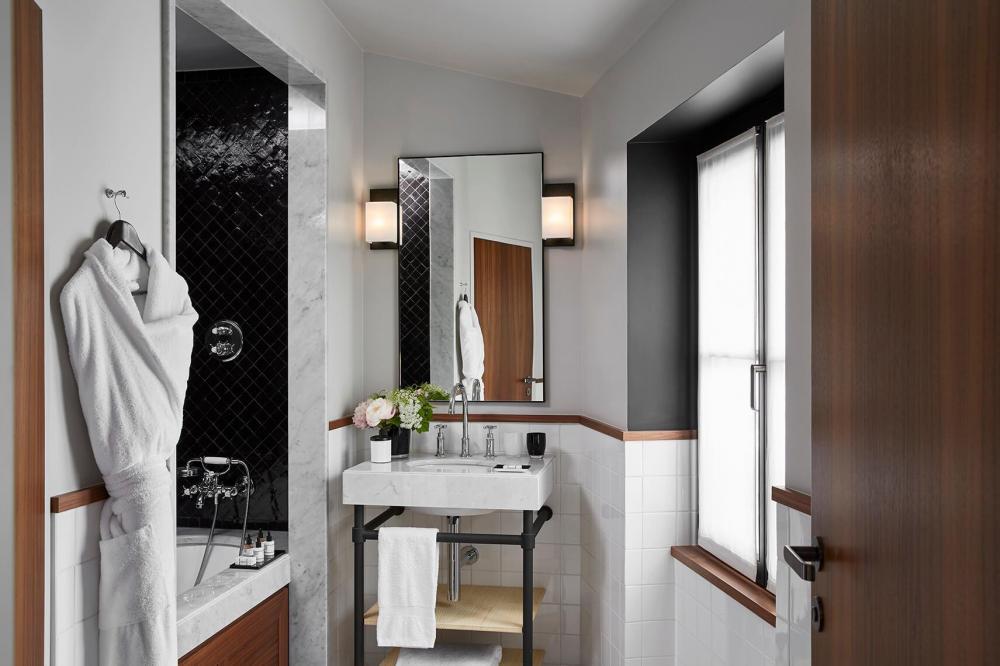 Le Roch Hotel & Spa - Chambre Deluxe bien-être