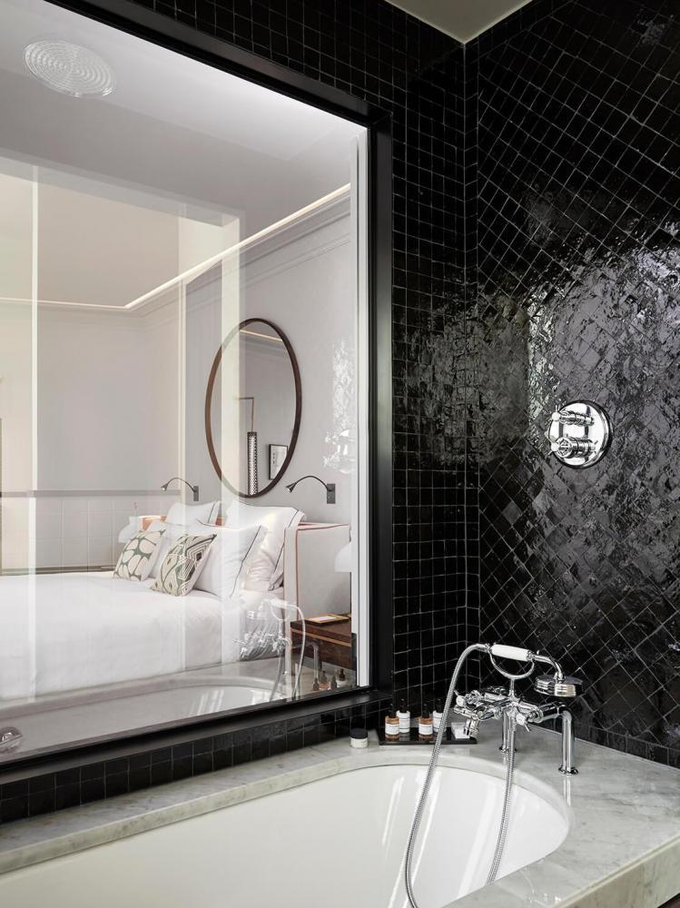 Le Roch Hotel & Spa - Chambre Supérieure Salle de bain 4