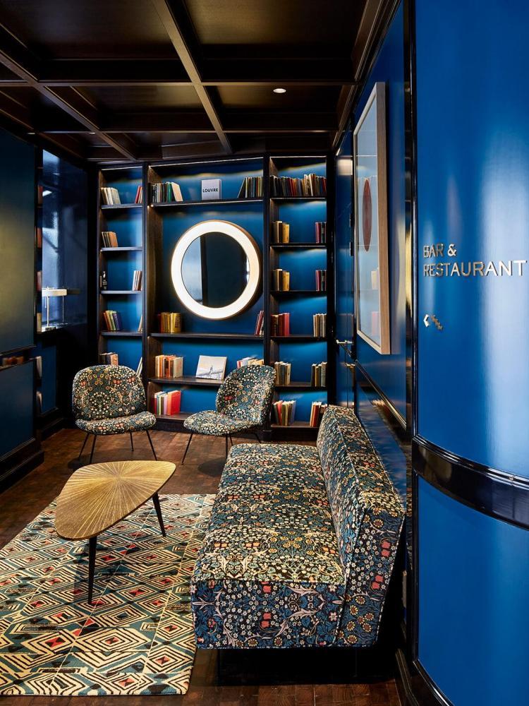Le Roch Hotel & Spa - Lobby design Sarah Lavoine