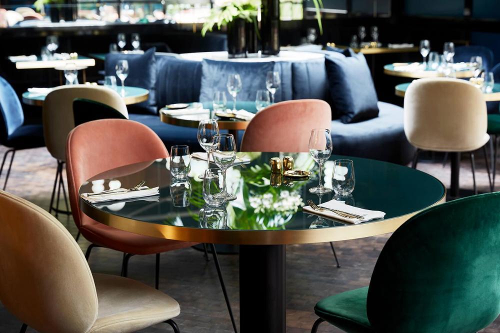 Le Roch Hotel & Spa - Restaurant 5