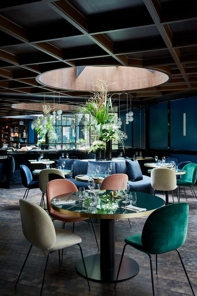 Le Roch Hotel & Spa - Restaurant 4