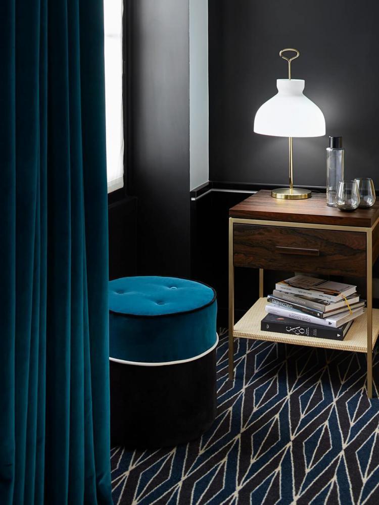 Le Roch Hotel & Spa - Suite bien-être luminaire