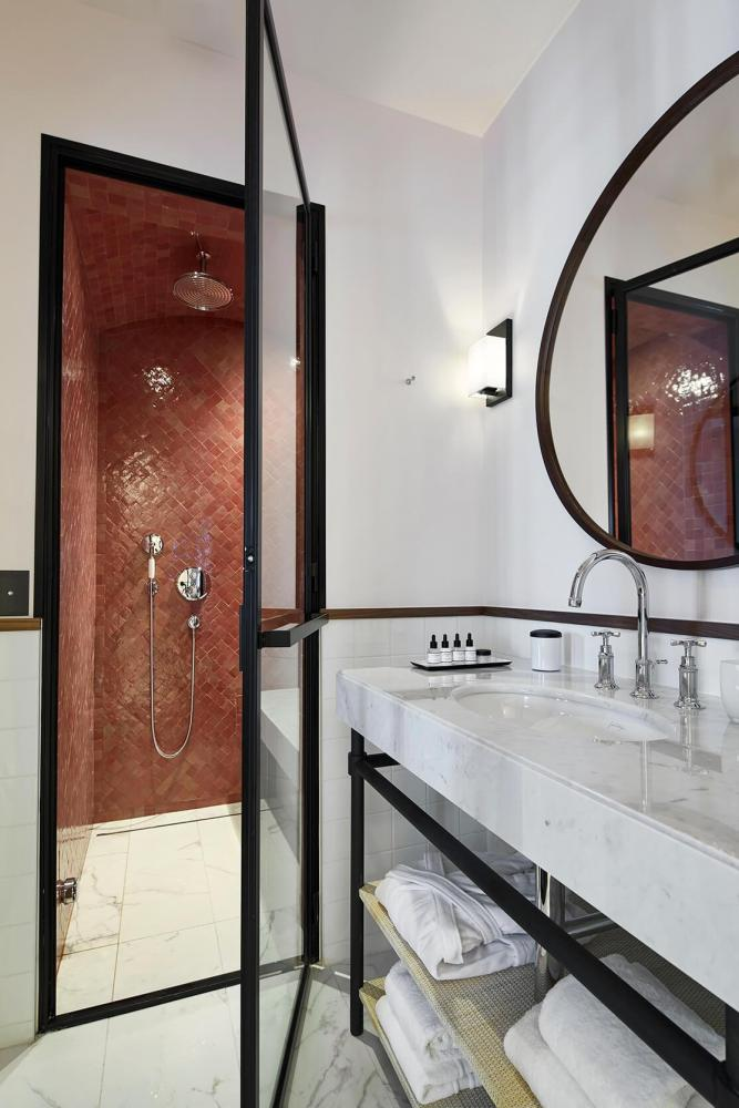 Le Roch Hotel & Spa Paris - Gallery - Wellness Suite with hammam