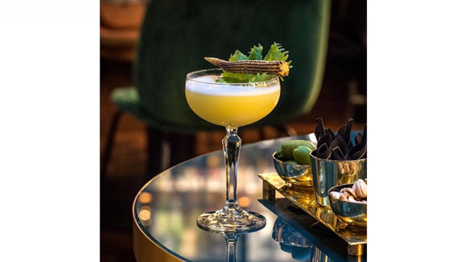 Cocktails d'été au Roch