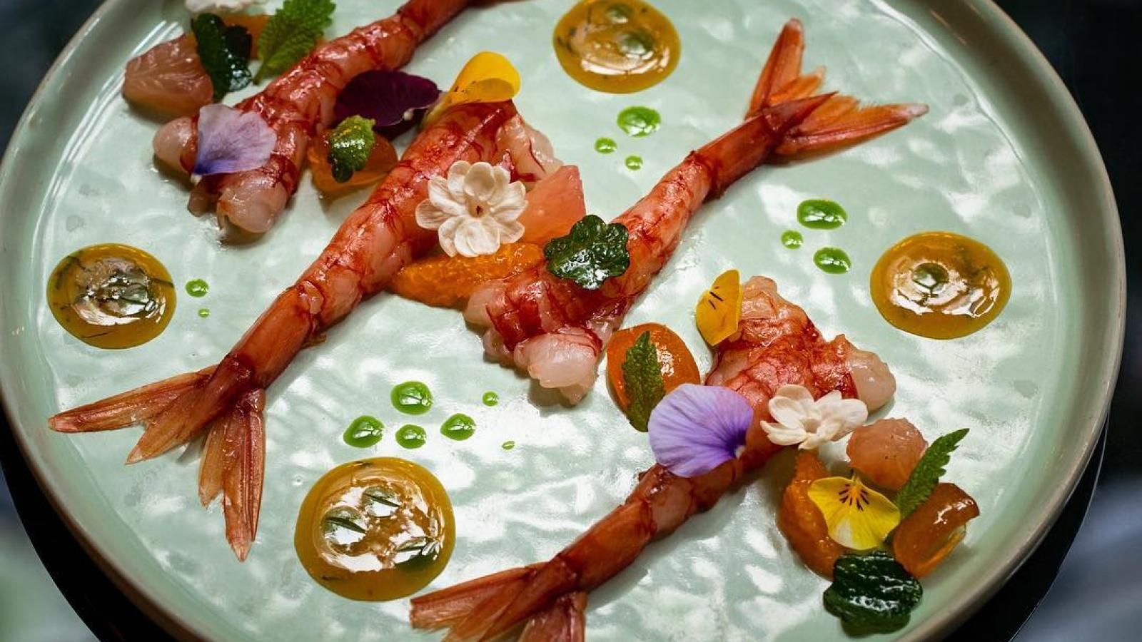 New menus to welcome spring