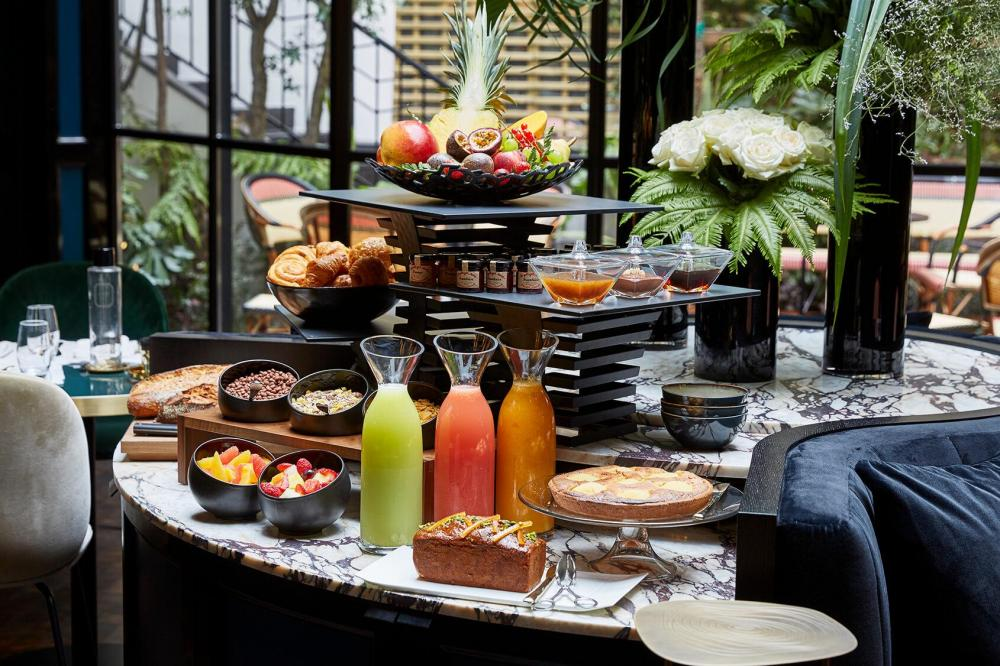 Le Roch Hotel & Spa Paris - Gallery - Restaurant - Breakfast