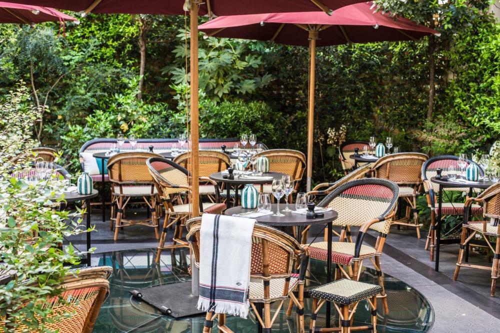 Le Roch Hotel & Spa - Terrasse 3