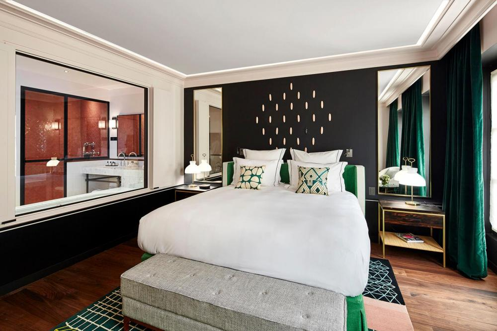 Le Roch Hotel & Spa Paris - Gallery - Prestige Room