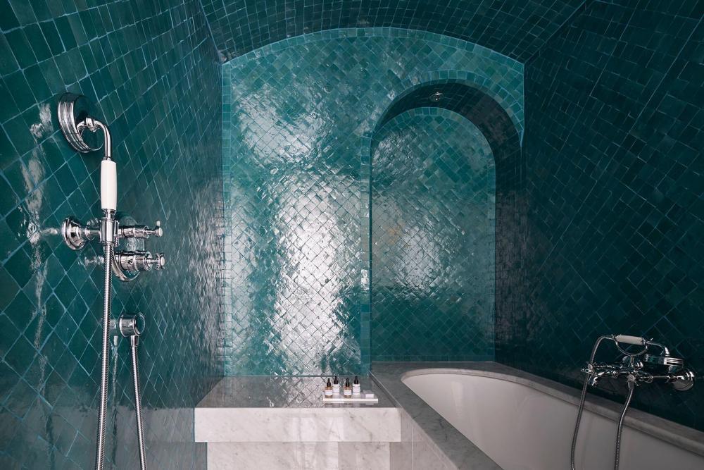 Le Roch Hotel & Spa - Suite bien-être hammam 4