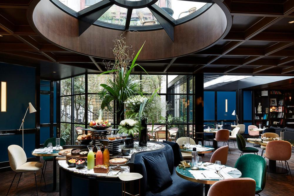 Le Roch Hotel & Spa Paris - Gallery - Restaurant