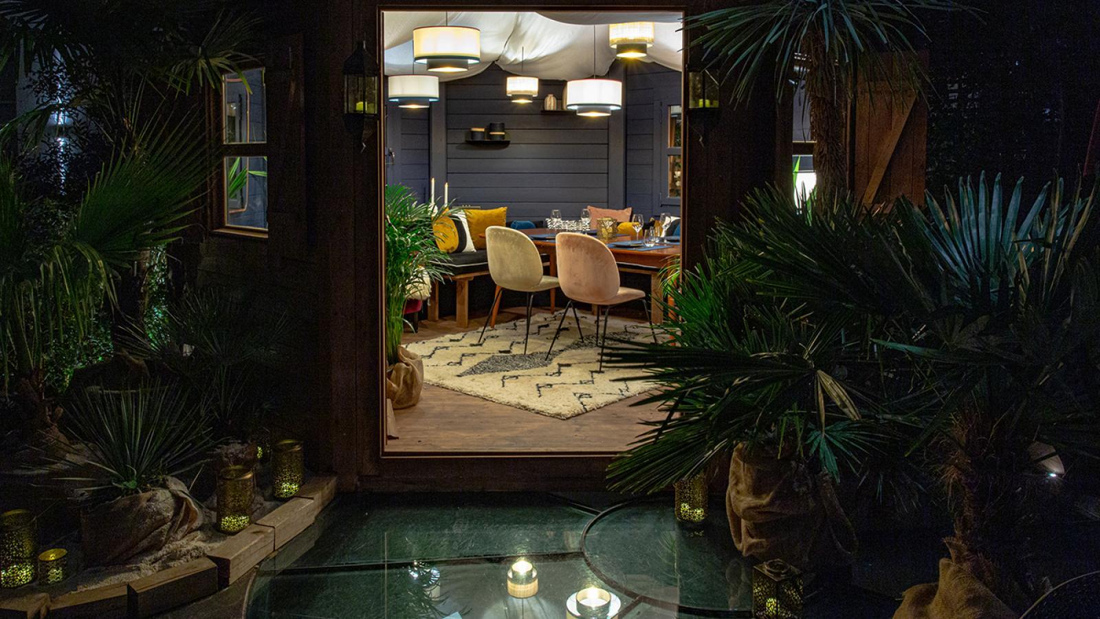 Invitez-vous à Khaïma, l'oasis du Roch Hôtel & Spa