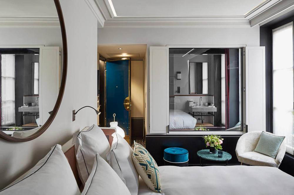 Le Roch Hotel & Spa - Chambre Cosy