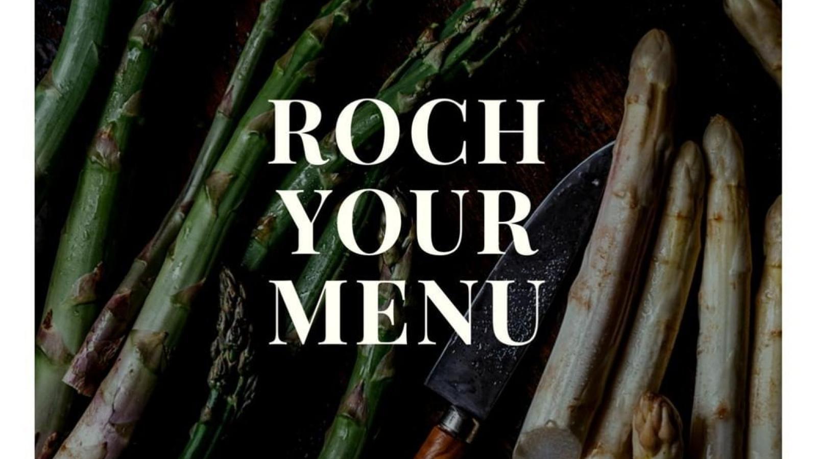 Roch your menu!