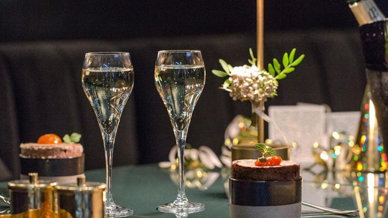 Nos menus de fin d'année au Roch Hôtel & Spa