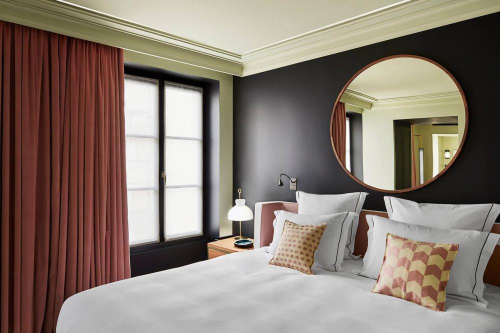 Le Roch Hotel & Spa - Suite bien-être avec hammam rose 2