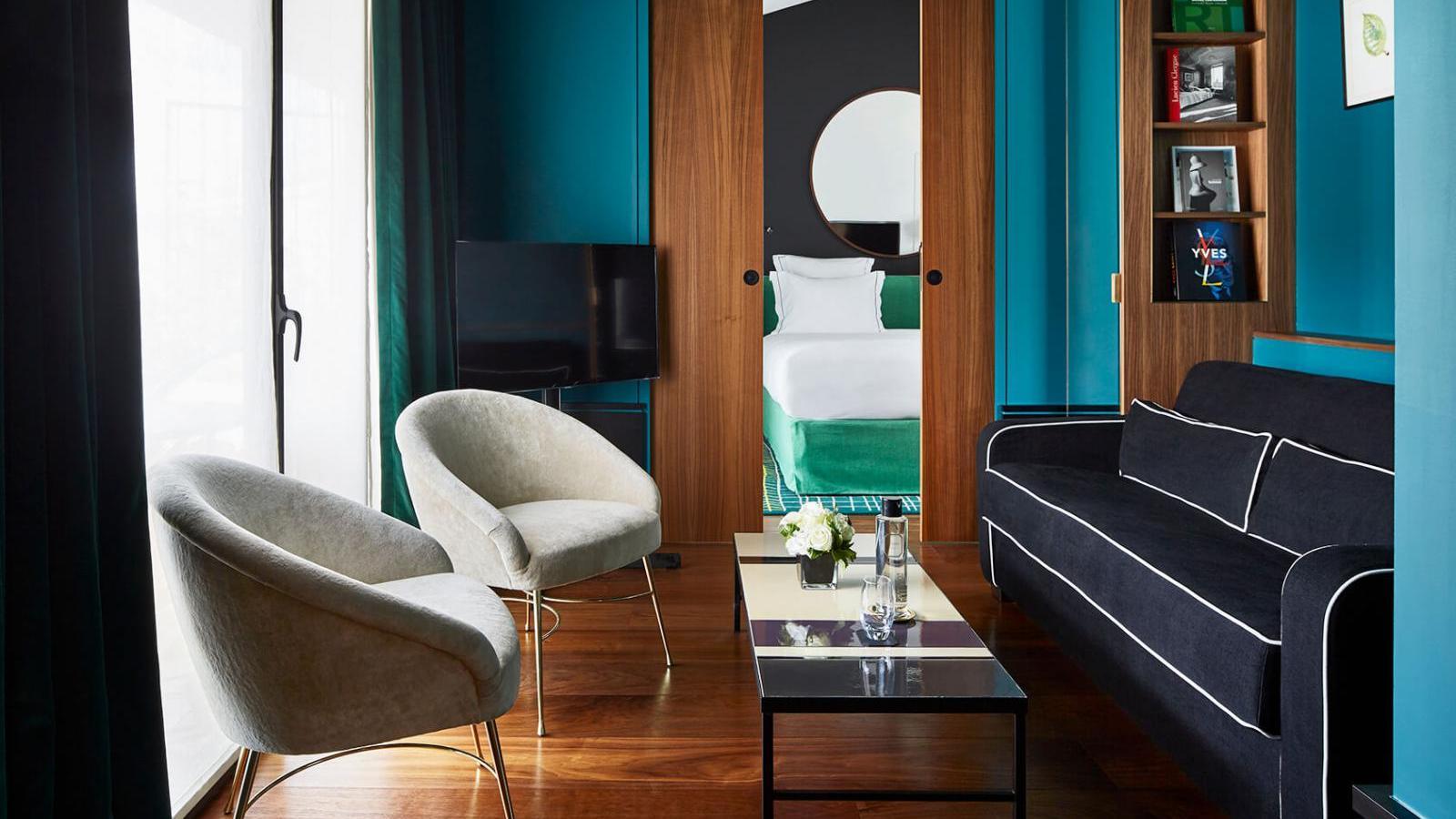 Le Roch Hôtel & Spa dévoile sa suite prestigieuse