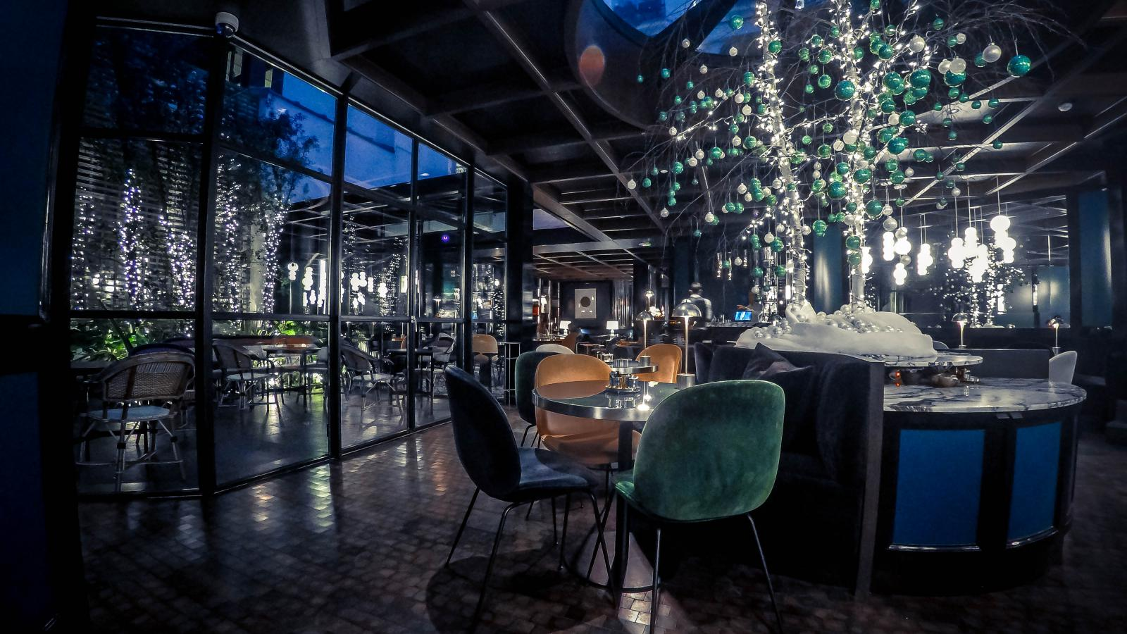 Gourmandise and tradition for a Christmas at the Roch Hotel & Spa