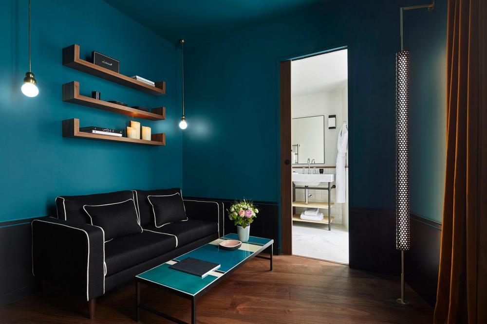 Le Roch Hotel & Spa - Suite bien-être salon 4