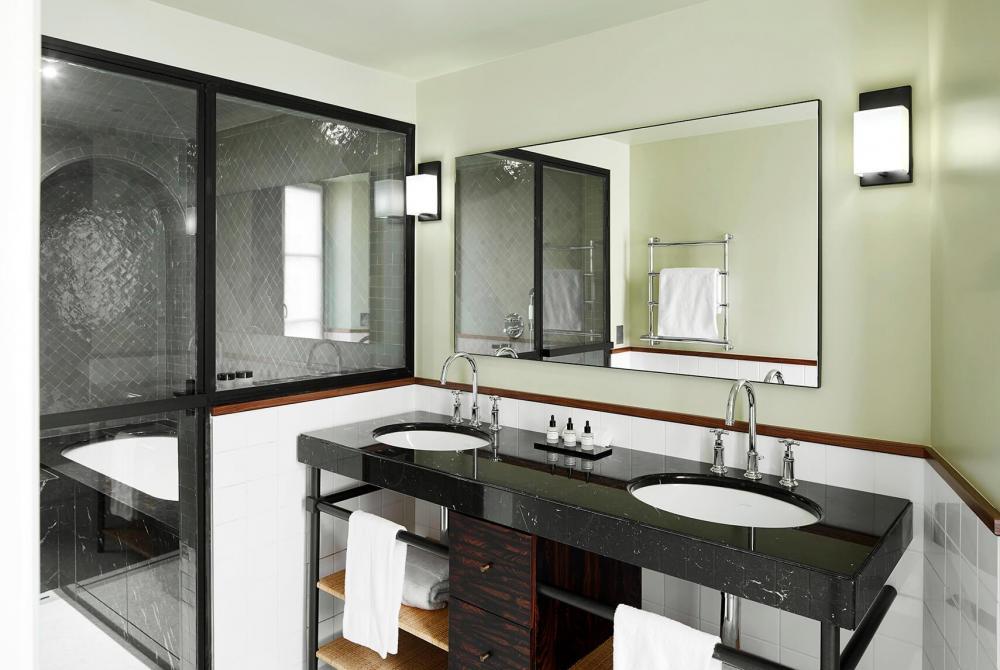 Le Roch Hotel & Spa - Suite bien-être avec hammam - Salle de bain 2