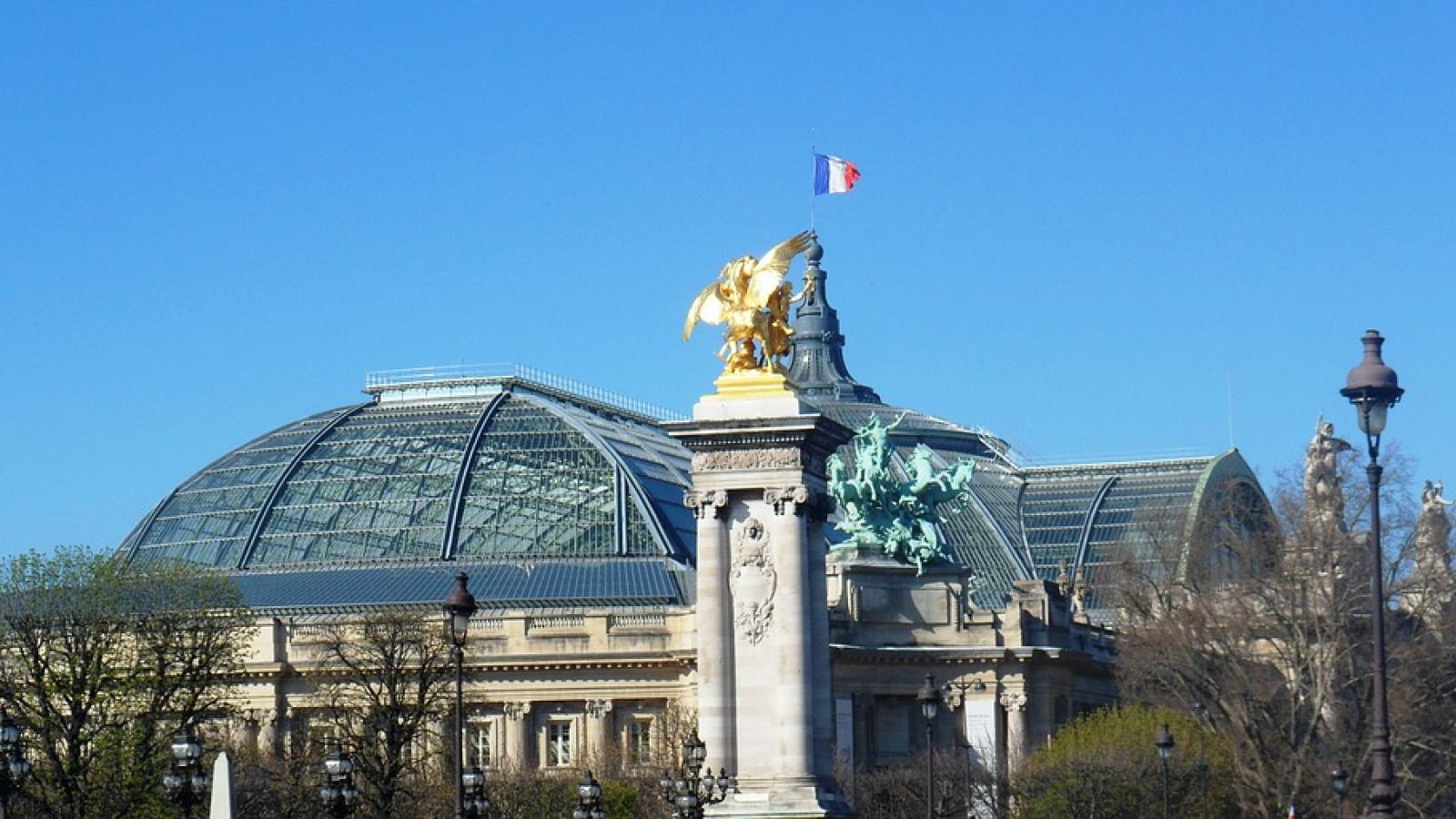 L'automne parisien sous le signe de l'art contemporain