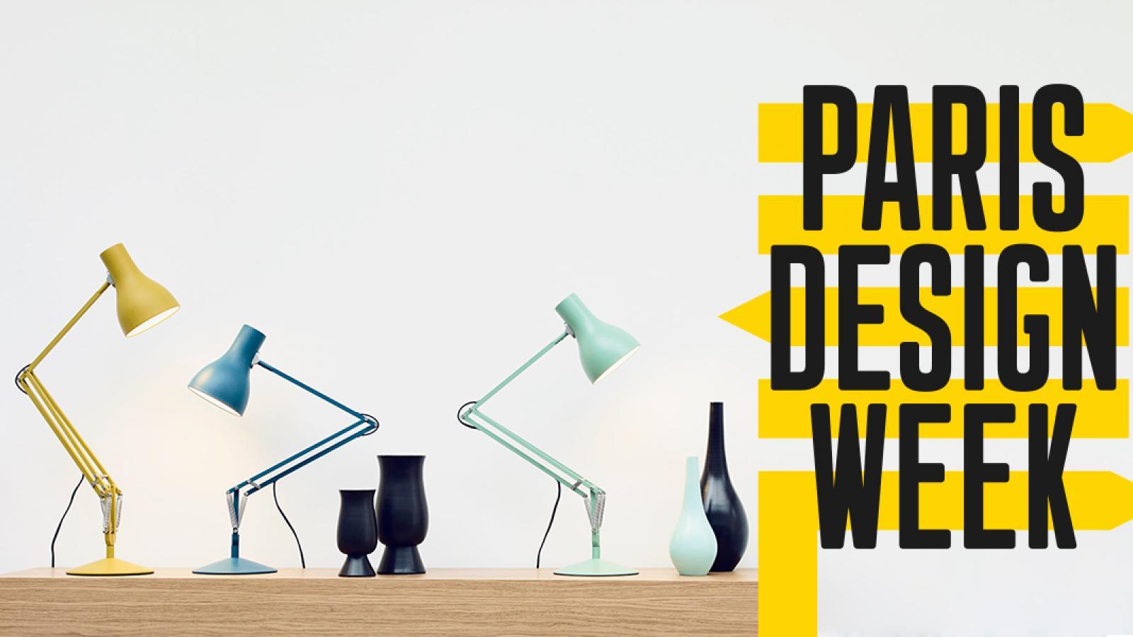 Paris Design Week : un événement à l'échelle de la ville