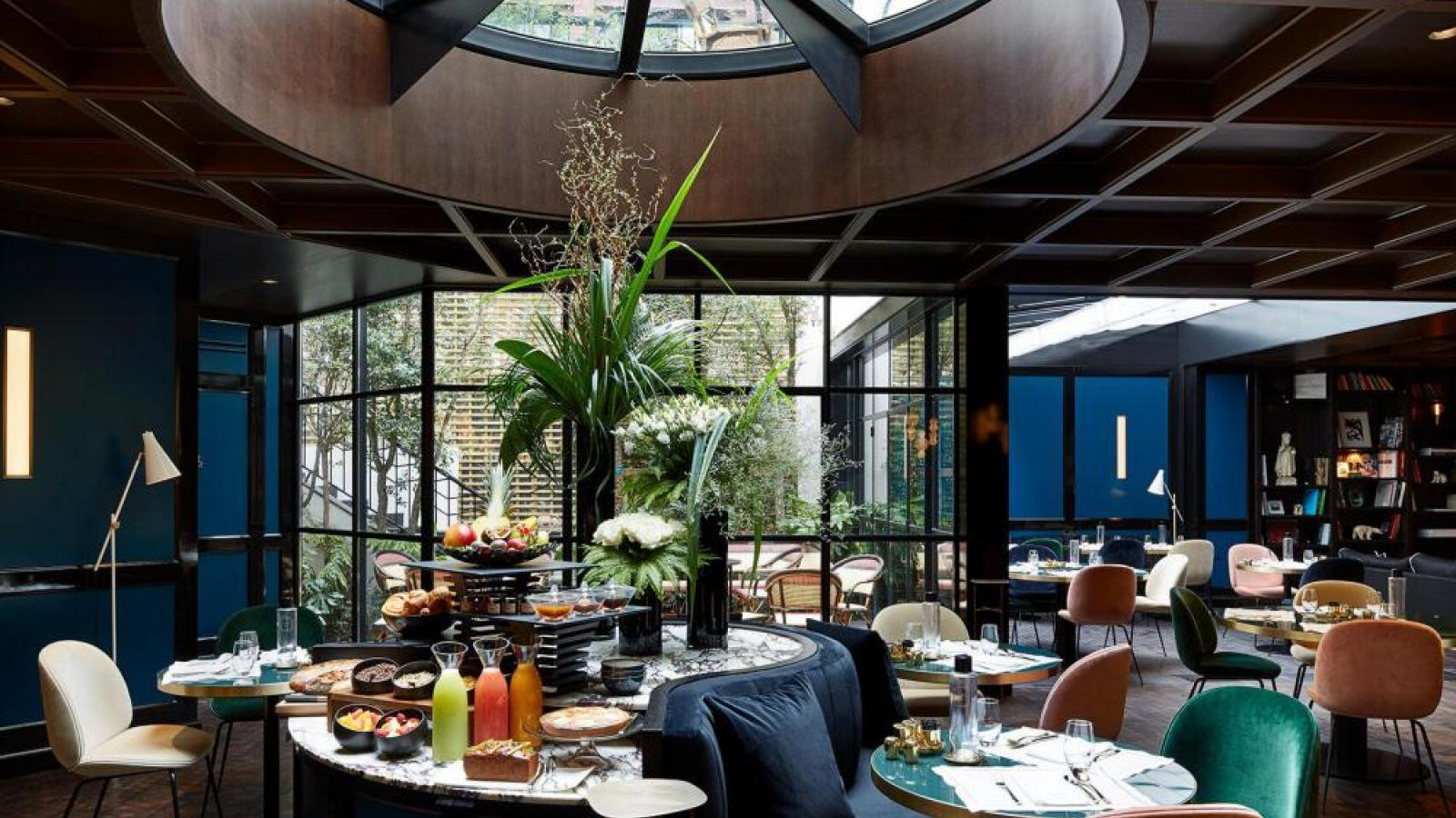 Easter Brunch at the Roch Hotel